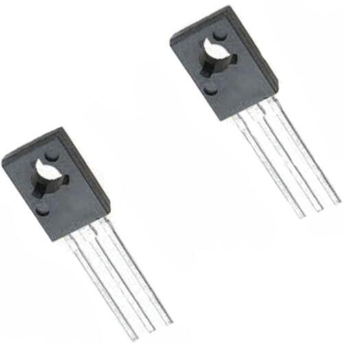 2X  BD441  Power Amplifier Switching NPN Transistor