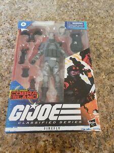 Hasbro G.I. Joe Classified Series Special Missions Cobra Island Firefly Action …