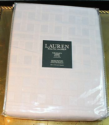 Affordable Ralph Lauren Tablecloth Nappe Mantel Light Gray X With 60 X 144  Tablecloth