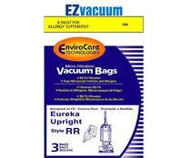 EnviroCare Generic Eureka Style RR Upright Vacuum Cleaner Bags 9 Pack New Vacuum Cleaner Accessories