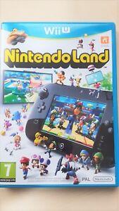 NINTENDO LAND - Nintendo WII / Nintendo WII U JUEGAZO!!!! COMPLETO!! IMPECABLE!! - España - NINTENDO LAND - Nintendo WII / Nintendo WII U JUEGAZO!!!! COMPLETO!! IMPECABLE!! - España