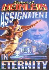 Assignment in Eternity-Robert A. Heinlein CD, Unabridged read by Bronson Pinchot
