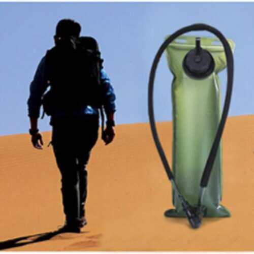 2//2.5L Water Bladder Backpack Hydration System Camel Backpack Bag Camping KH