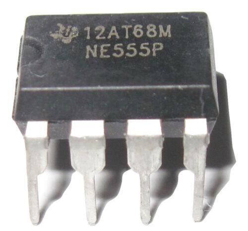 NE555 NE555P Circuit Intégré CI - DIP 8 timer précision DIY Arduino Pi