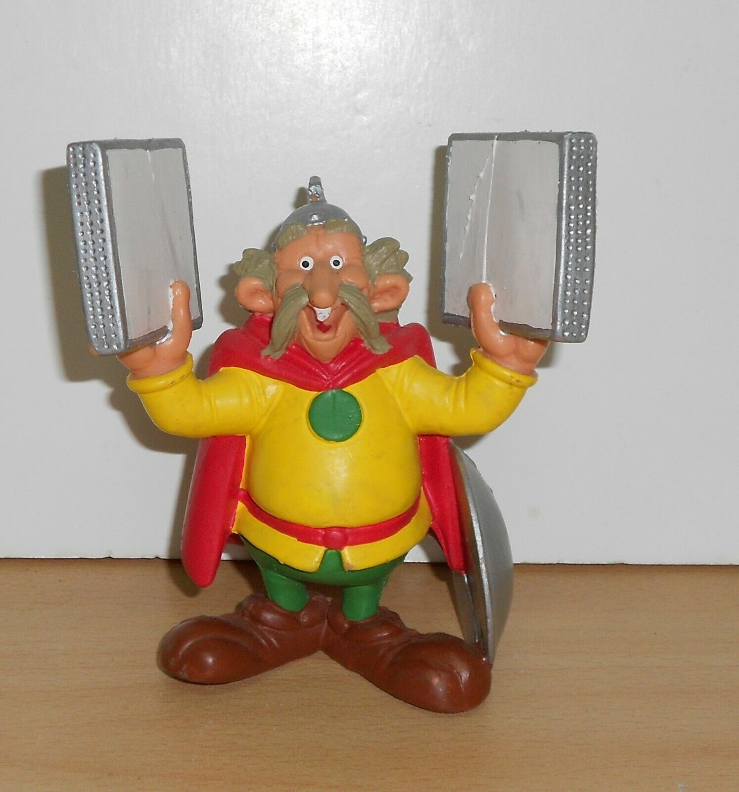Asterix schleich ALPHACOUSTIC Figurine Figure ABRARACOURCIX 1979  - 11 11 11 CM ac2a6f