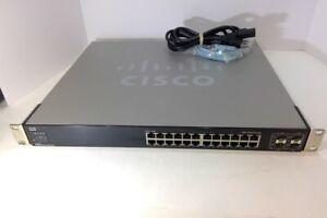 Cisco-SGE2000-24-Port-Gigabit-Switch
