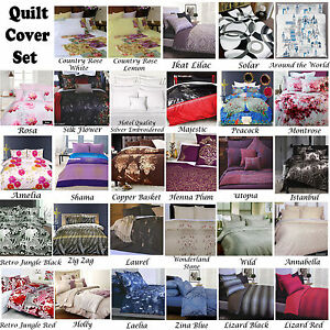 Accessorize-Quilt-Doona-Duvet-Cover-Set-SINGLE-DOUBLE-QUEEN-KING