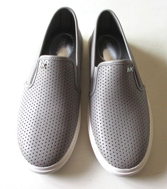 michael kors perforated sneakers