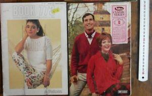 FAMILY-Knitting-amp-Stitching-Mixed-Ply-Yarns-Multi-List-2-Book-Choice-A12