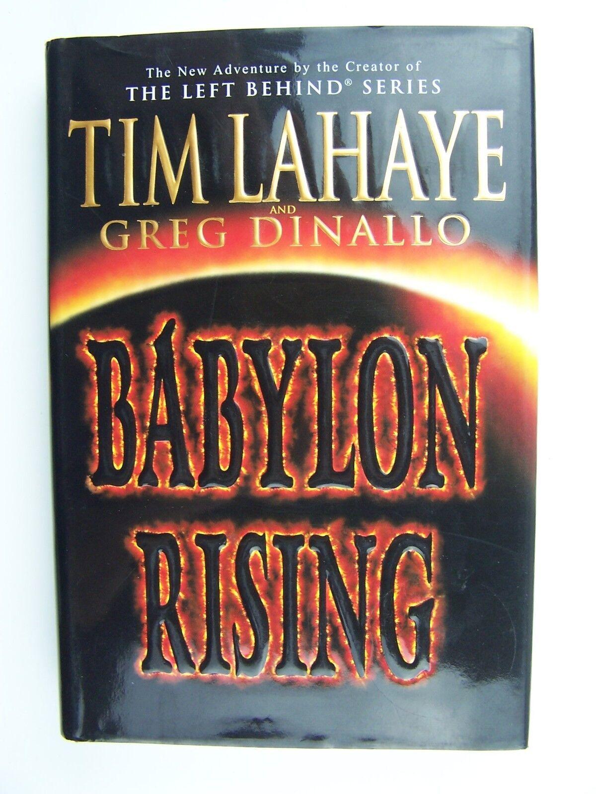 Babylon Rising Hardcover by Tim LaHaye, Greg Dinallo Fi