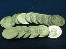 UNCIRCULATED LARGE MEXICAN SILVER COINS MORELOS SILVER PESO I combine shipping
