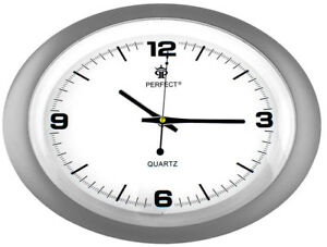 Oval-Wall-Clock-PERFECT-Silent-Sweep-Easy-to-read-Dial