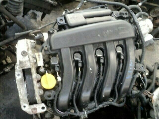 RENAULT SCENIC 1.6 ENGINE FOR SALE