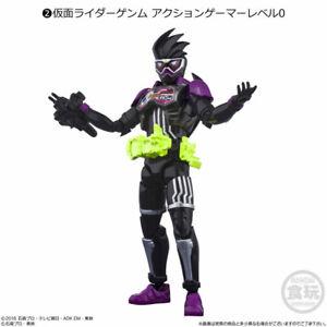 SHODO-O Vol.5.2 Kamen Rider Outsider Genm Action Gamer Level 0 US Seller