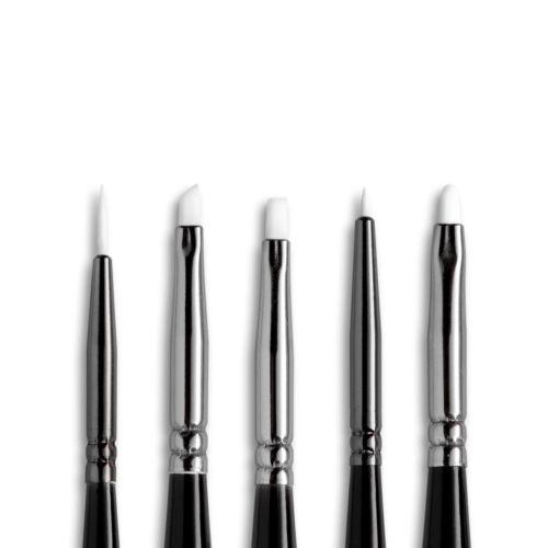 Angelus Paint Brush Micro Detail Set 5pcs