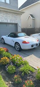 1998 Porsche Boxster