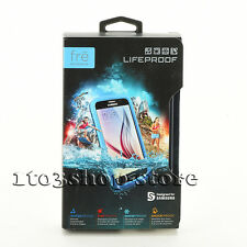 LifeProof fre Waterproof Dust Proof Hard Shell Case for Samsung Galaxy S6 Blue