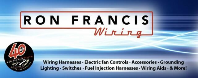 Ron Francis WS-61 Two Speed Wiper Switch with Park