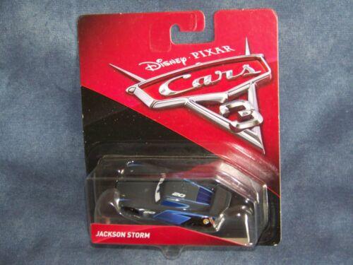 VOITURE DISNEY PIXAR CARS 3 JACKSON STORM N°20