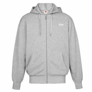 Lee-Cooper-Mens-Full-Zip-Hoody-Hoodie-Hooded-Top-Warm
