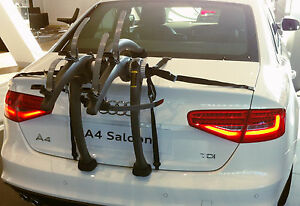 Details about Audi A4 Saloon Bike Rack 2008-present on audi q5 bike rack, chevrolet colorado bike rack, volkswagen cc bike rack, buick riviera bike rack, suzuki grand vitara bike rack, volvo c70 bike rack, audi a5 cabriolet bike rack, infiniti ex35 bike rack, honda civic bike rack, nissan 300zx bike rack, honda cr-z bike rack, 335i bike rack, bmw e30 bike rack, rs4 bike rack, mitsubishi lancer bike rack, honda del sol bike rack, convertible bike rack, mercedes glk bike rack, pontiac gto bike rack, mercedes s class bike rack,