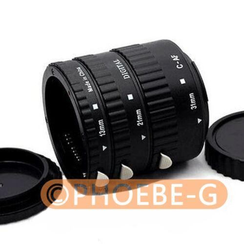 Meike Auto Focus Macro Extension Tube for CANON EOS 650D 600D 700D 60D 550D 7D