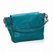 Thirty one Jewell Fashion week purse hand Tote shoulder bag Teal Affair 31 gift
