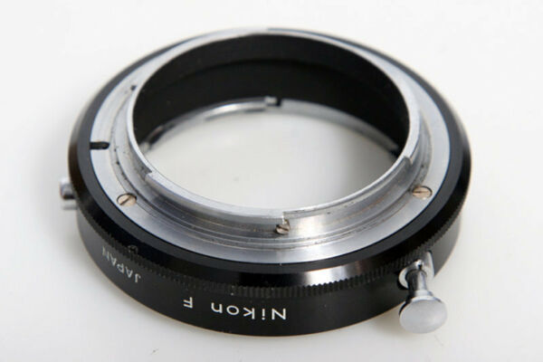 Aimable Nikon F Extension Bague Modèle E Pour Caméra, Photomic Ftn Etc