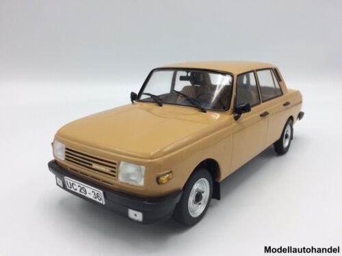 Wartburg 353 1985 marrón claro 1:18 mcg