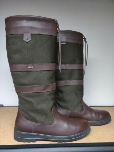 Dubarry Galway Men's Boots Size 13 Goretex Cordura