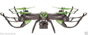 Drone Éloigné Caméra Quadcoptère App Moblie Câble Du Chargeur Noir/vert