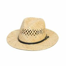 Cowboy Stetson Style Straw Hat