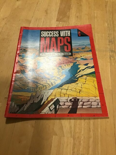 Success with Maps by Scholastic