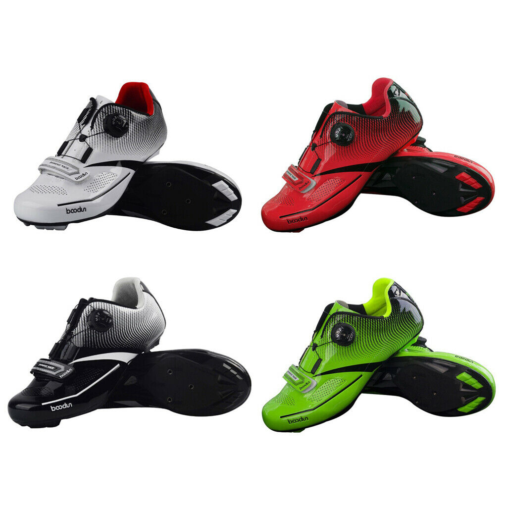 Triathlon Road Cycling shoes Men Biking Riding shoes Sneakers for Spin Class