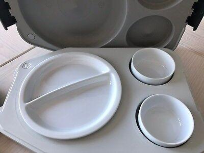 Thermotablett Isoliertablett isoliertes Tablett Gastronomie Catering Tablotherm