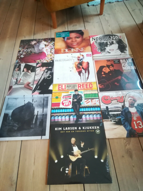 LP, Norah Jones, Kim Larsen, Mercenary,lykke li, Saybi,…