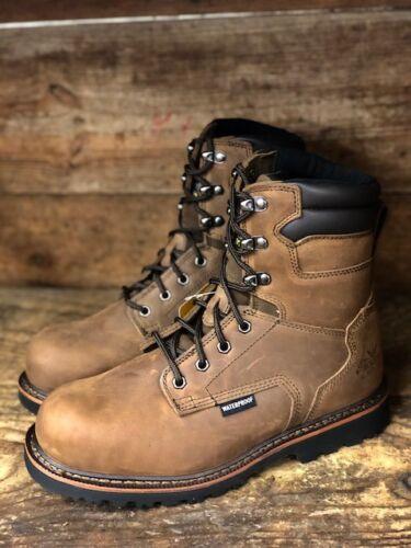 "Thorogood Men/'s 8/"" Waterproof 400G Insulated Composite Toe Work Boot 804-3238"