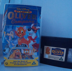 Oliver & Company (1988) Disney's 27th Animated Classic ...