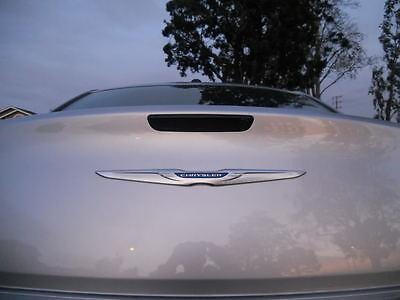 11-14 Chrysler 300 precut 3rd brake light overlay SMOKED tint perfect fit mopar