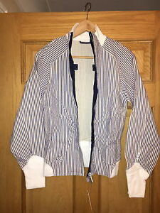 Maharishi 10 Simple Maha Jacket Womens Stripe 06 Size Tour qrgq8