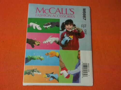 K McCall/'s ~ All Patterns are Craft Patterns ~ U-PICK ~ 33 Listed ~ 8087 ~ NIP