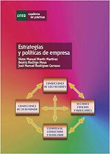 UNED Estrategias y políticas de empresa, eBook, 2013