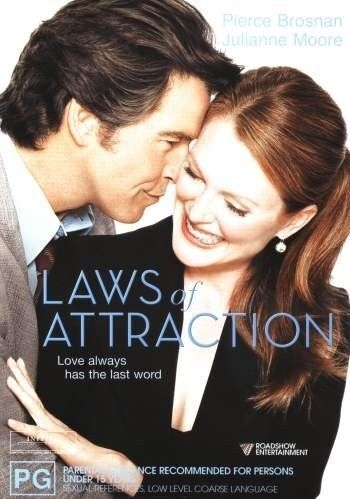 1 of 1 - Laws Of Attraction (DVD, 2004) Region 4 Comedy DVD Used in Like NEW Condition