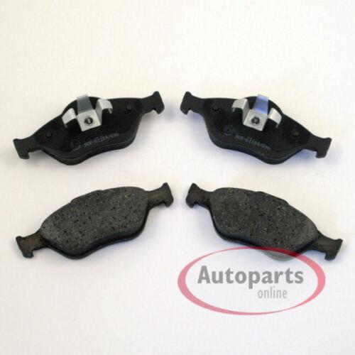 Mazda 2 II Bremsbeläge Bremsklötze für vorne die Vorderachse