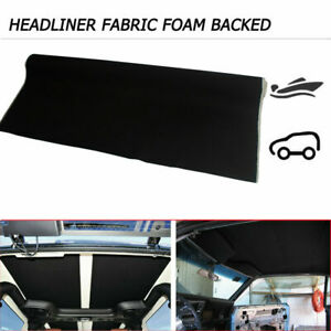 Car Headliner Replacement Backed Foam 85 Quot X60 Quot For 2005