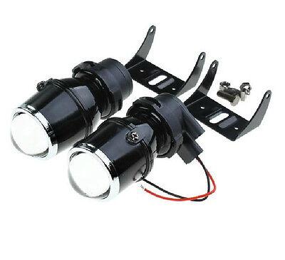 Universal Halogen Projector Headlight Low Beam for Car Motorcycle Truck
