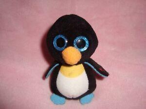 c23c17cffa3 2017 Mcdonalds Ty Teenie Beanie Boo s Waddle Penguin 3.5