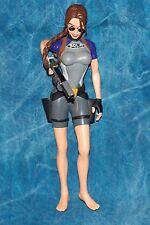 Tomb Raider Lara Croft in Wet Suit Action Figure