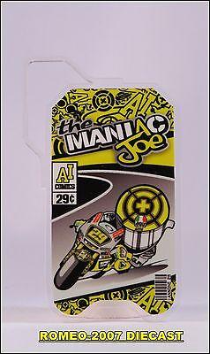 pitboards Valentino Rossi Yamaha 46 2013 to minichamps RARE NEW 1:12 Pit board
