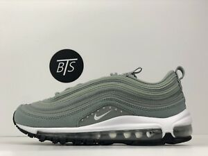 "Women s Nike Air Max 97 SE ""Mica Green"" Size-8.5 Green Black (AQ4137 ... 537ac28f8"